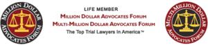 Million Dollar Advocates Forums member